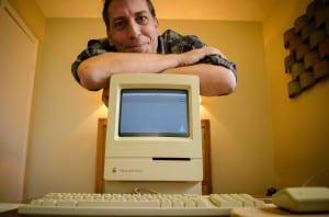 Martin Comeau, concepteur web en Mauricie
