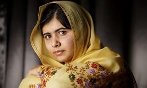 Malala Yousafzai - Personnalités de l'année 2014