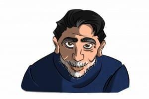 Martin Comeau, les carnets personnels