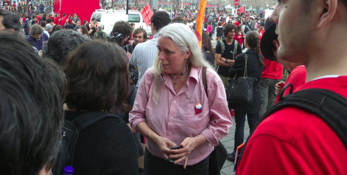 Cadre financier de Québec Solidaire - Manon Massé